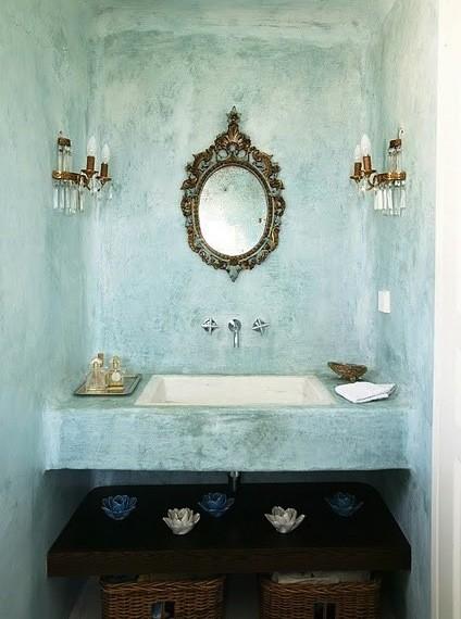 Johanne marie inspirasjon bad for Greek style home decor