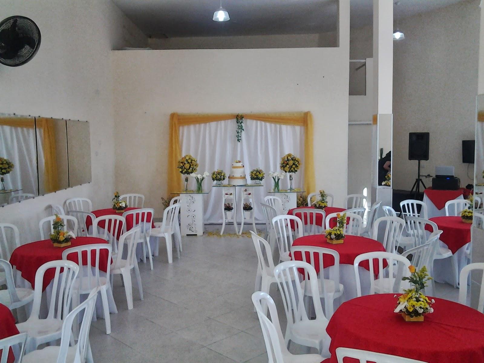 Casamento amarelo e vermelho, DECORAÇÃO DE CASAMENTO AMARELO E