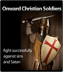 Onward christians soldiers lyrics