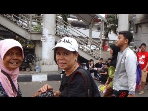 Ada Kristenisasi Terselubung di Car Free Day Jakarta