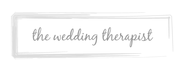 The Wedding Therapist
