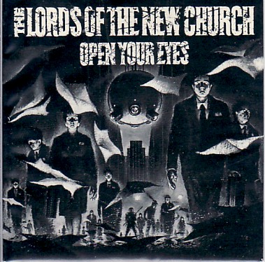 Disco LORDS OF THE NEW CHURCH - Open your eyes