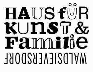 Haus für Kunst und Familie Waldsieversdorf