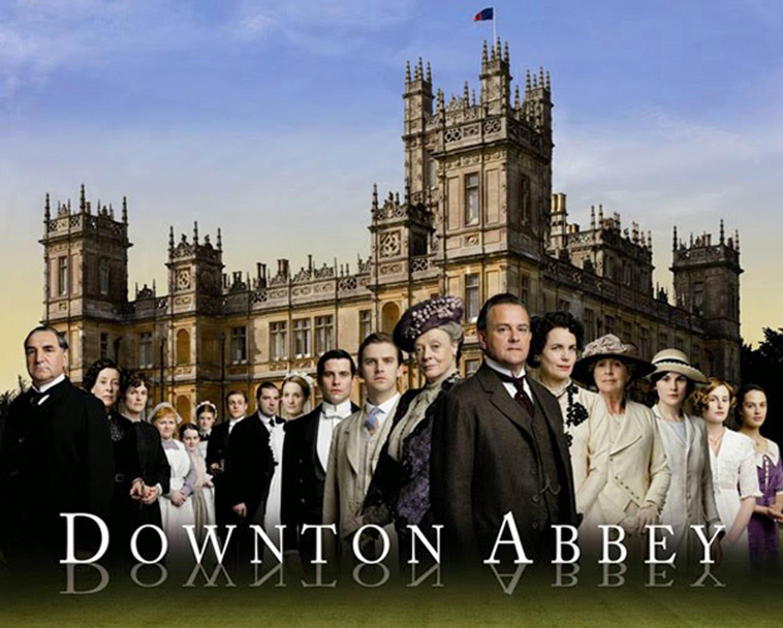 Les livres de z lie ao t 2014 - Downton abbey histoire ...