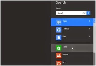 Informasi Dan Tutorial Dalam Cara Mencari Aplikasi Dari Windows Store Di Windows 8