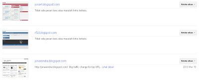 Blog Di Webmaster Google