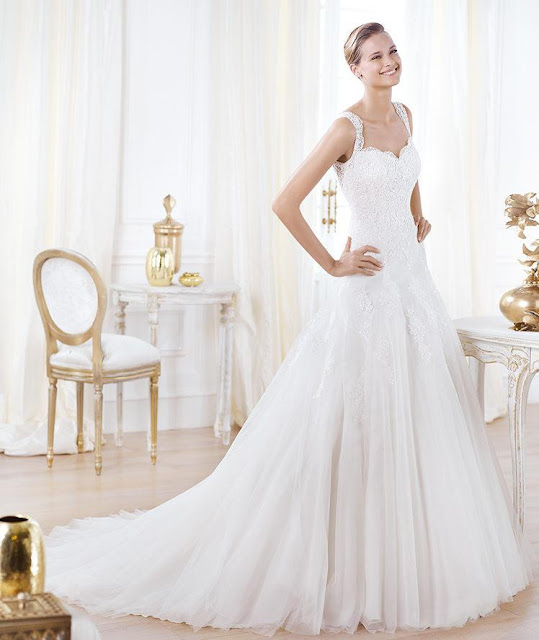 2014 Pronovias wedding dress