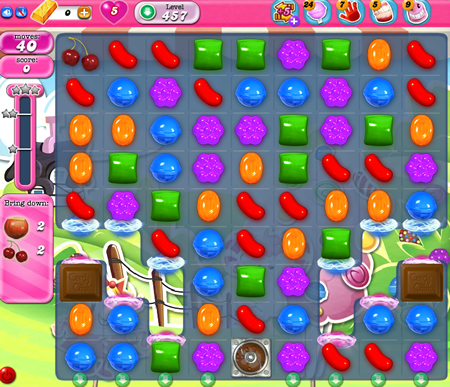 Candy Crush Saga 457