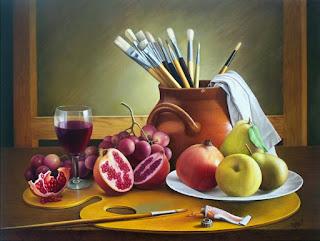 Bodegones Realismo Arte Colombiano