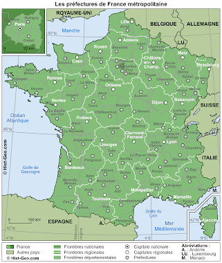 Where we lived: FRANCE 2011-2012. (a great place to learn French!)
