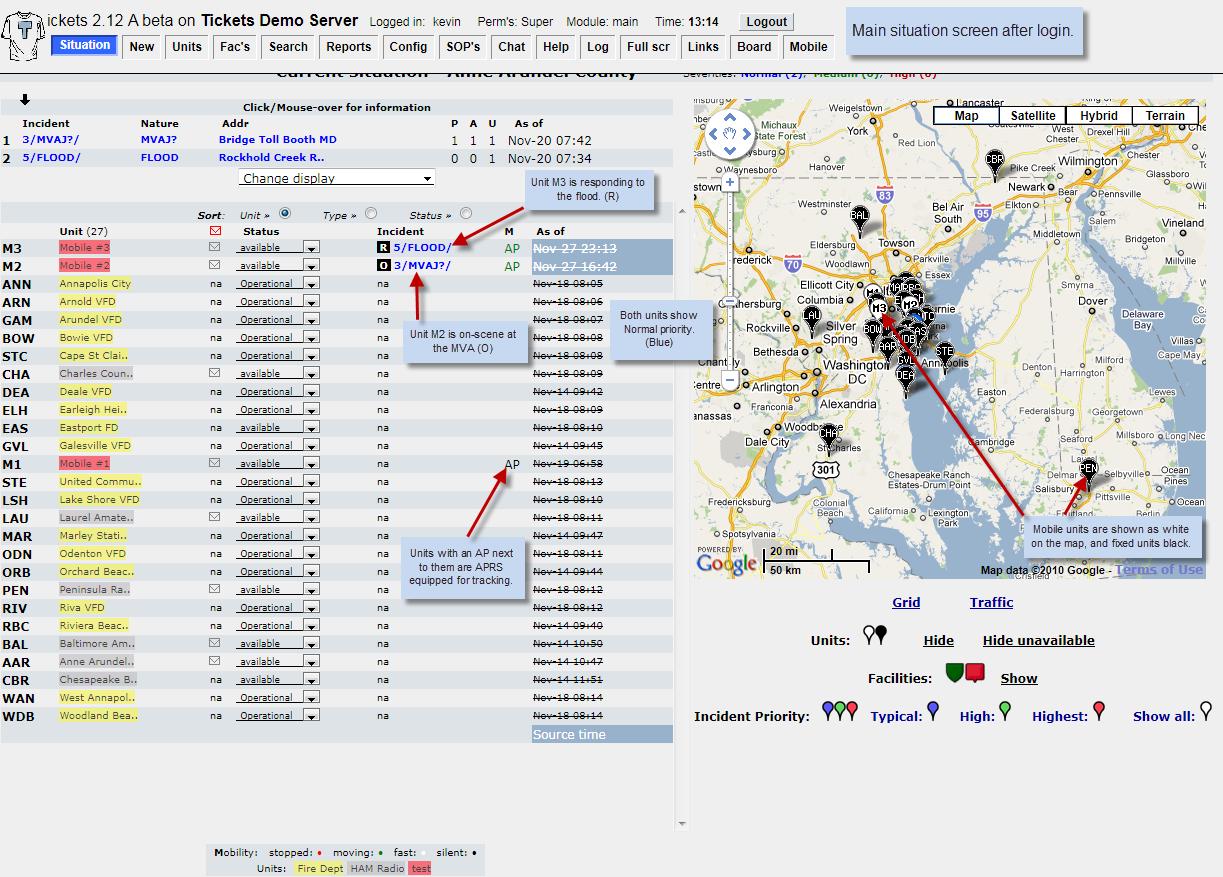 Dispatching programs - d853