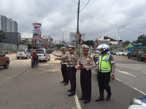 Pekerjaan Underpass Rampung, Jalan Margonda Normal Kembali