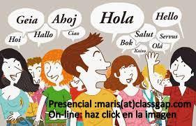 Clases de Español para Extranjeros presencial/on-line