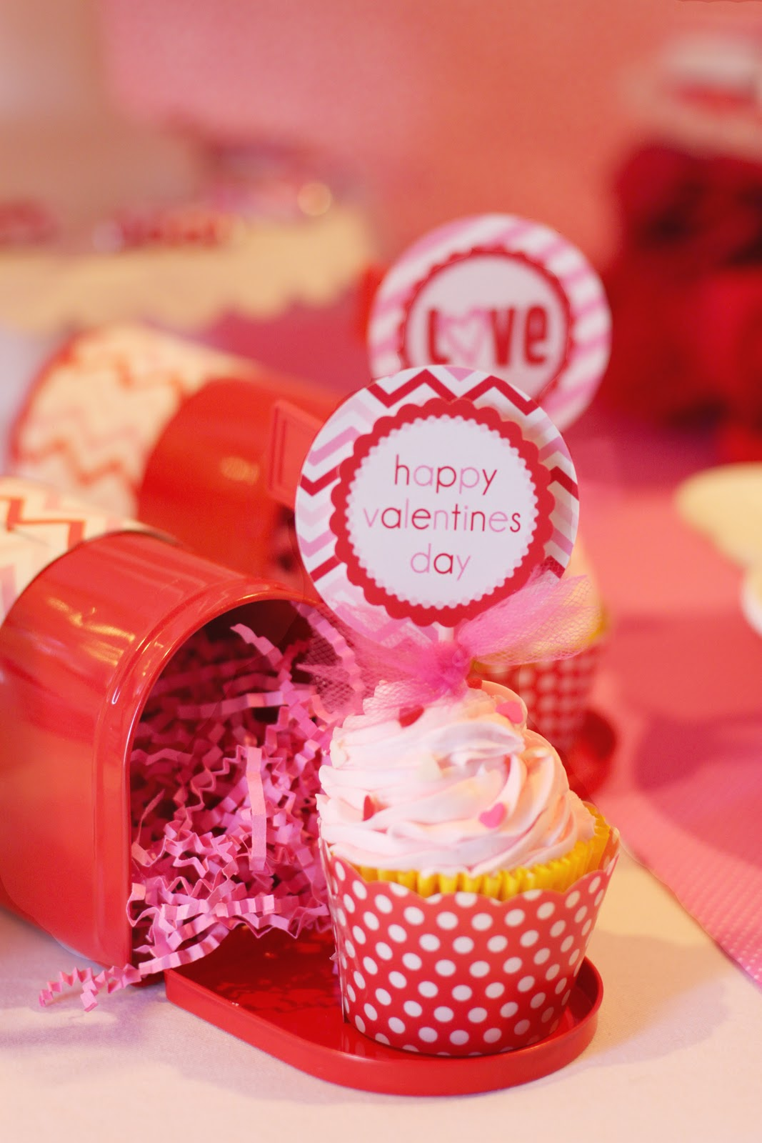 Amandas Parties To Go Valentines Party Table Ideas