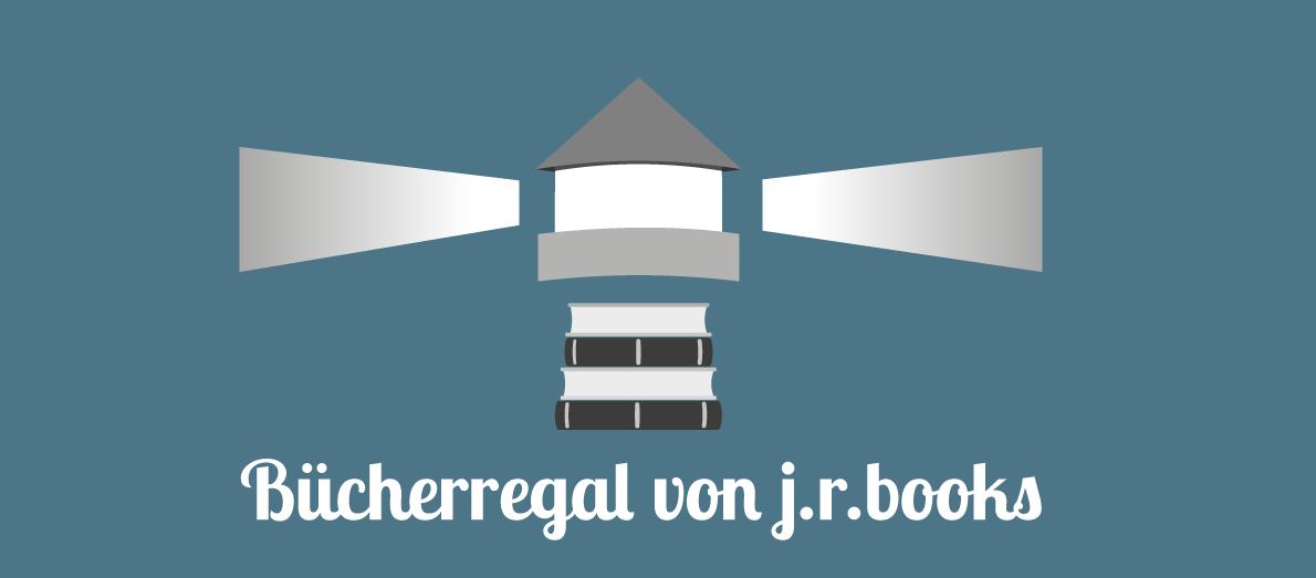Bücherregal von j.r.books