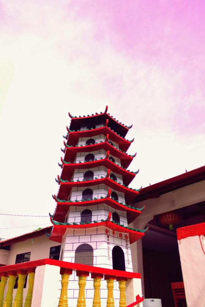 VDB's Pagoda ..