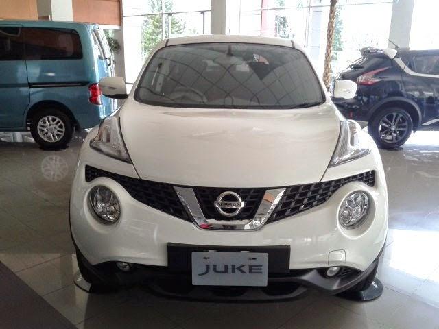 Eksterior Nissan Juke RX Putih