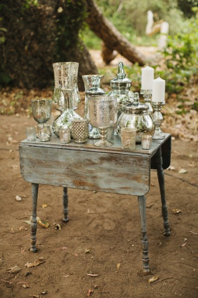 Emma taylor vintage theme wedding decoration ideas for Decoration retro