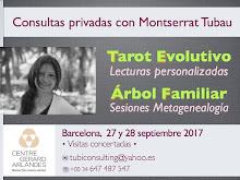 De nuevo en BARCELONA 27 & 28 septiembre 2017 * ¡Reserva tu cita!