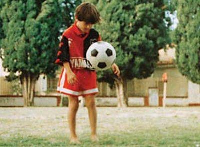 La Historia de Leo Messi