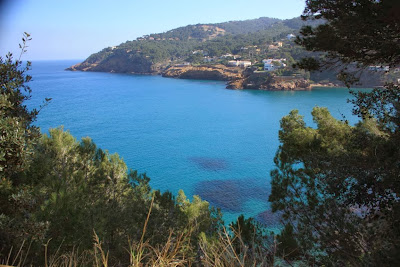 Costa Brava from Cami de Ronda in Begur