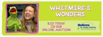 Steve Whitmire's Online Muppet Auction