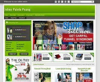 Cara Baru Membuat Toko Online Dengan Blogspot Sendiri