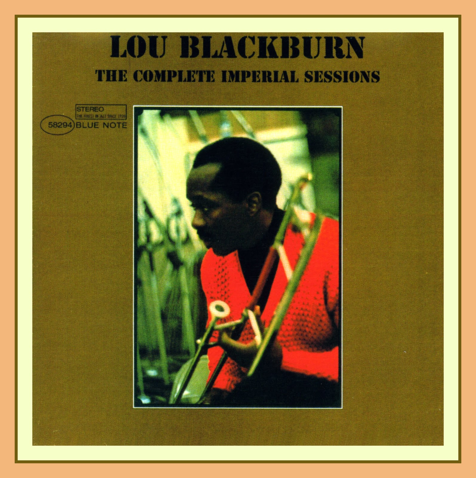 Lou Blackburn Jazz Frontier