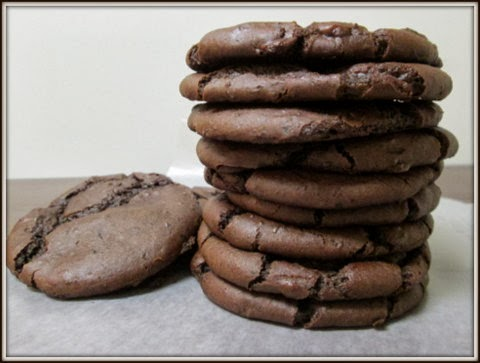 Black Bean Cookies