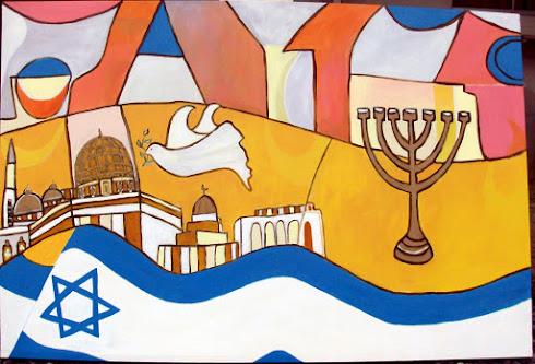 CORES DE ISRAEL