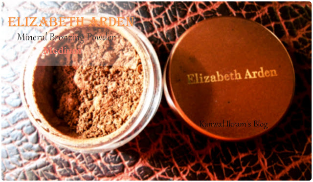 Elizabeth Arden Mineral Bronzing Powder In Medium