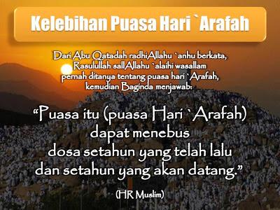 Fadilah dan Keutamaan Puasa Arafah
