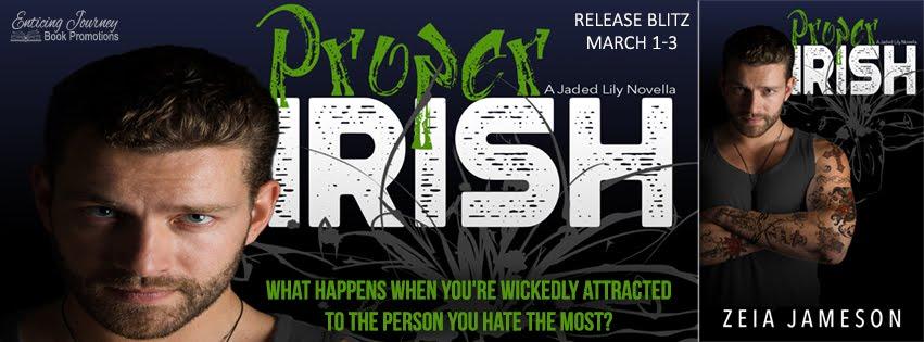 Release Blitz Proper Irish