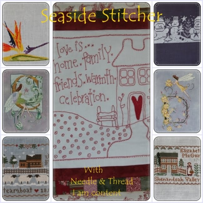 Seaside Stitcher