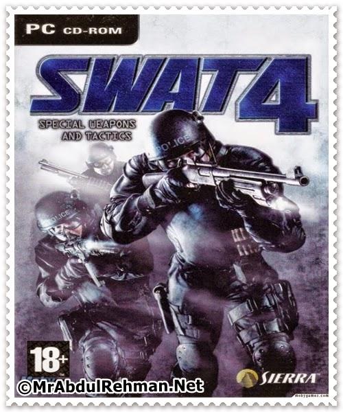 SWAT 4 PC Game Free Download Full Version