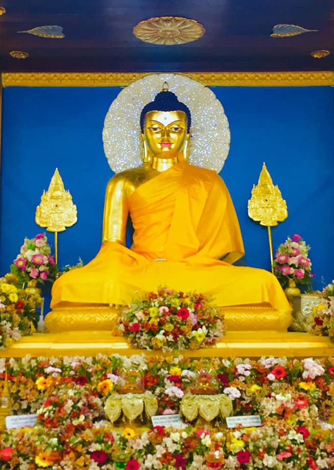 Sri Sambuddha Raja Buddhagaya Sri Subodharamaya Peradeniya