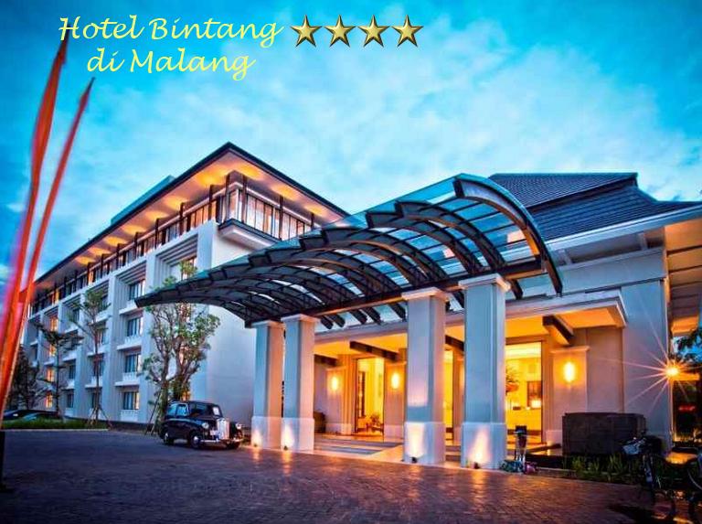 alamat hotel bintang 5 di malang: Daftar hotel di malang bintang 4 daftar lengkap hotel di kota malang