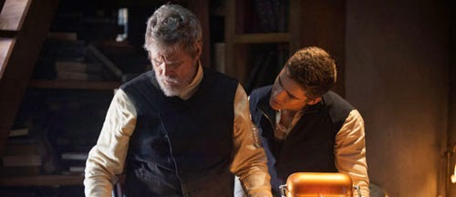 The Giver (2014) DVD and Blu-Ray
