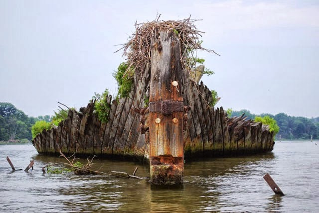 naufragio de barco fantasma