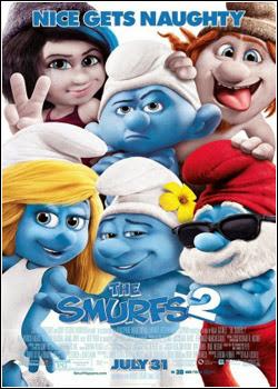 Filme Os Smurfs 2 – Dublado