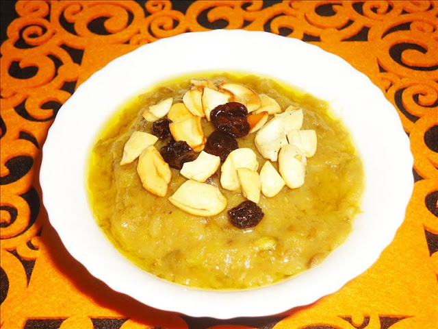 Sweet Potato Green Gram Pongal