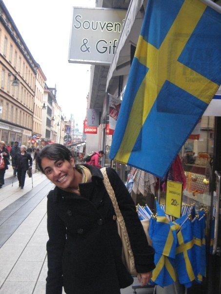 Sugestão de destino: Estocolmo (ou Stockholm)
