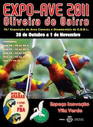 EXPO AVE 2011 OLIVEIRA DO BAIRRO