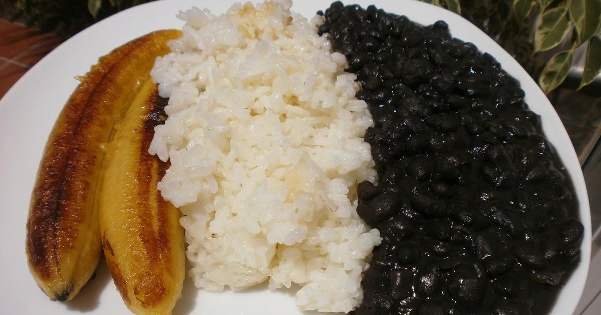Luzmary y sus recetas caseras alubias negras frijoles for Cocinar judias negras