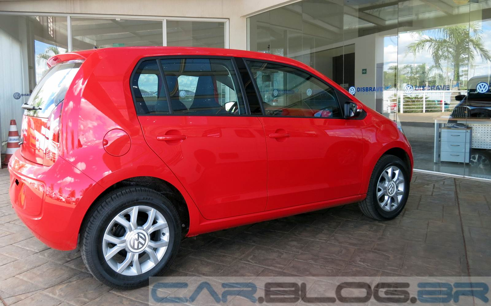 Volkswagen up! - test-drive
