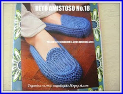 Reto amistoso no. 18