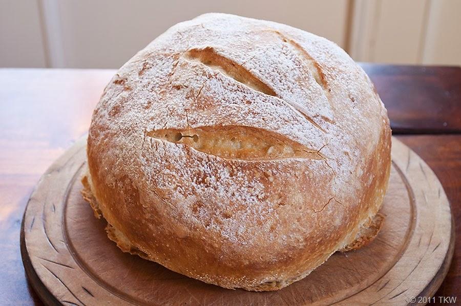 NorCal Happenings: Crusty Artisan Bread