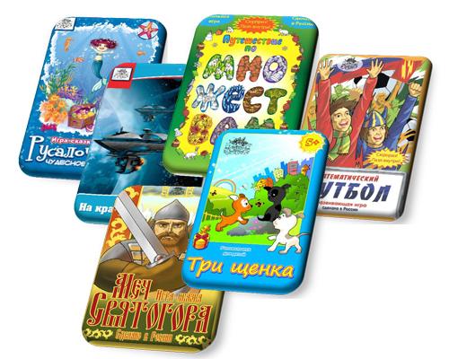 Развивающиеся игры для детей #3