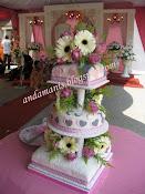 Wedding Cake - 3 Tiers