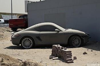 Ferrari, Porsche, Rolls Royce: Υπερπολυτελή αυτοκίνητα «σαπίζουν» στο Ντουμπάι!